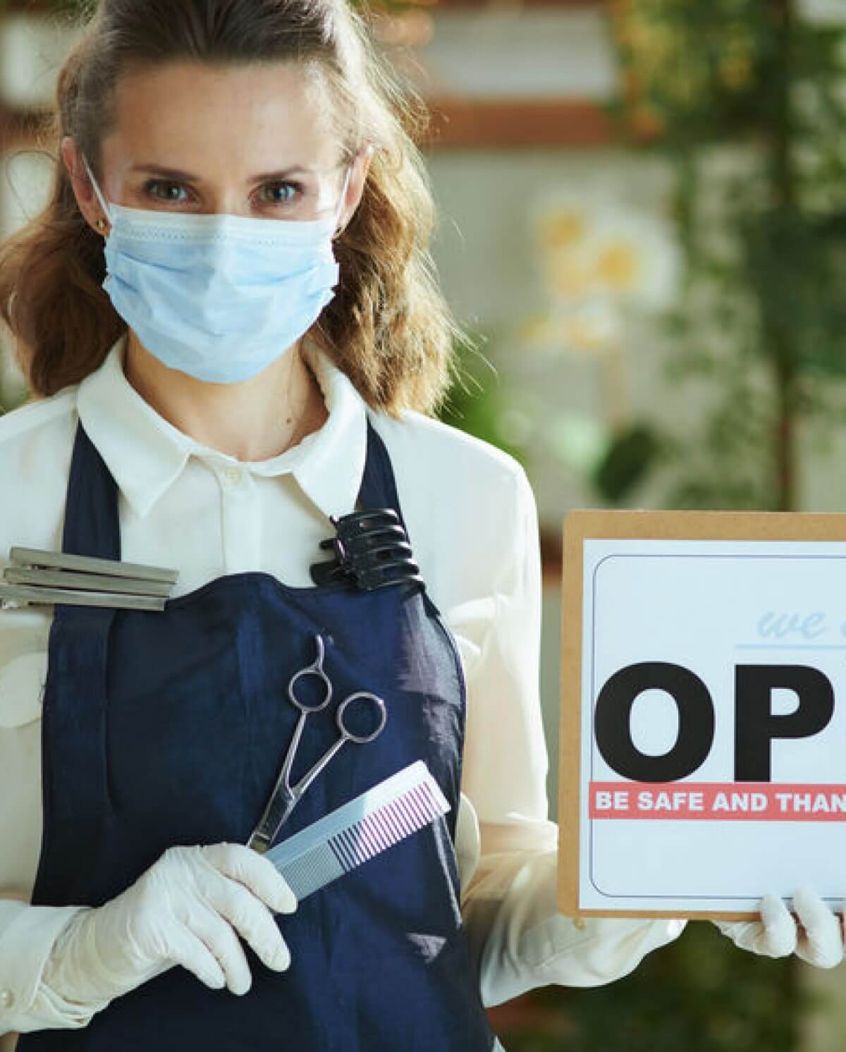 Returning to the workplace during the COVID-19 pandemic