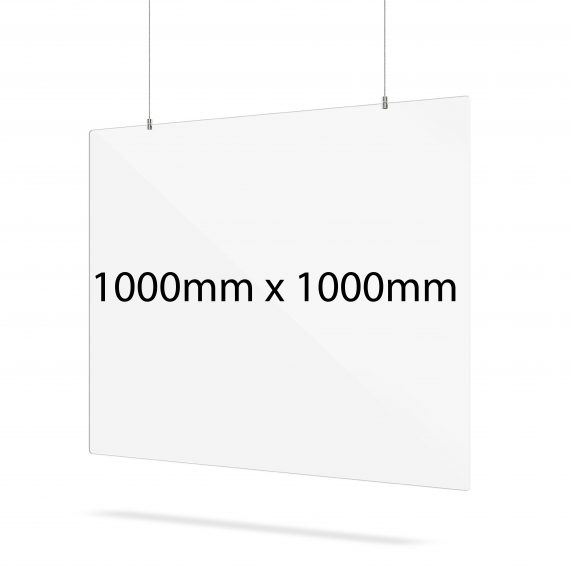 XL hanging safety screen